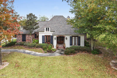 Sunset Single Family Home For Sale: 201 Windvale Court