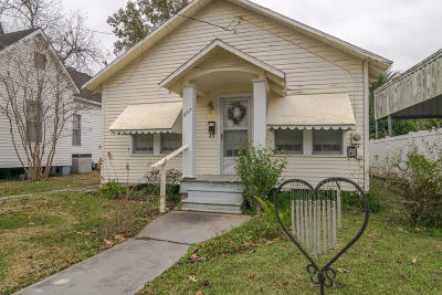 Abbeville Single Family Home For Sale: 507 S Jefferson Street