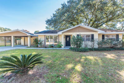Lafayette Single Family Home For Sale: 112 Choctaw Road