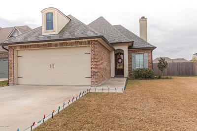 Lafayette Single Family Home For Sale: 300 Timber Bark Road