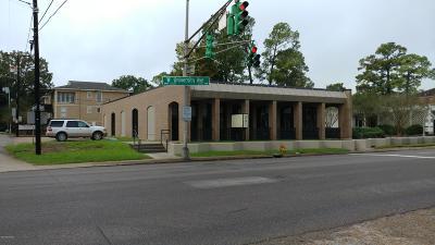 Lafayette Parish Commercial Lease For Lease: 301 W University