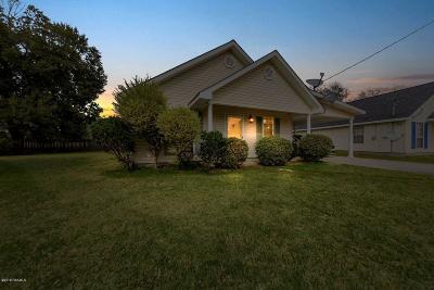 Scott Single Family Home For Sale: 126 Marina Avenue