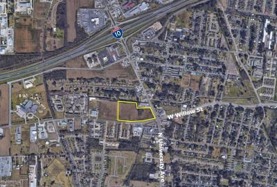 Lafayette Residential Lots & Land For Sale: 1115 N University Avenue