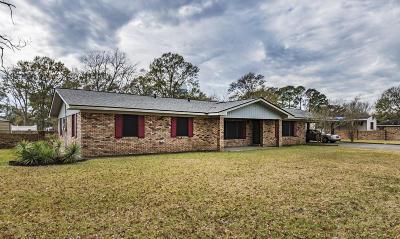 Port Barre Single Family Home For Sale: 152 Shackleford Street
