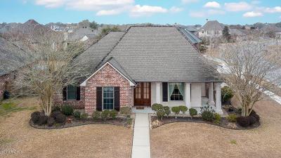Lafayette Single Family Home For Sale: 100 Bridge Creek Cove
