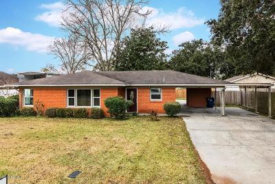 Single Family Home For Sale: 1012 John Drive