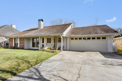 Single Family Home For Sale: 103 Briaroak Court