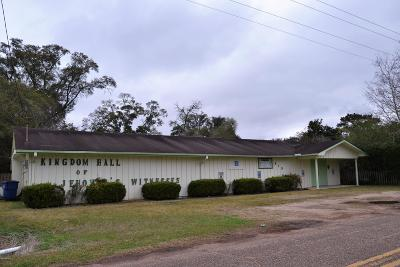 Commercial For Sale: 810 College Road