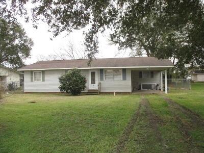 Ville Platte Single Family Home For Sale: 6258 Grand Prairie Road