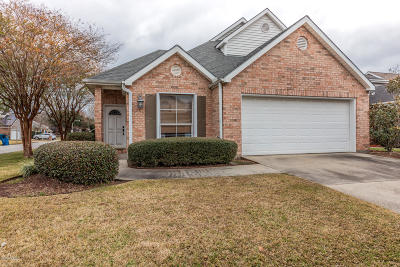 Single Family Home For Sale: 310 Heatheroak Avenue