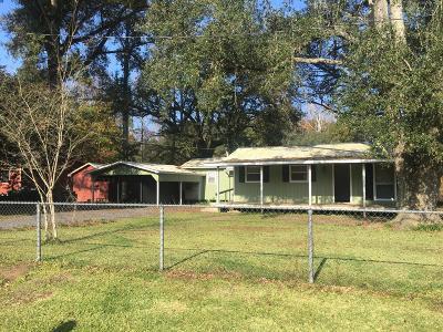Breaux Bridge Single Family Home For Sale: 1277 Herman Dupuis Road