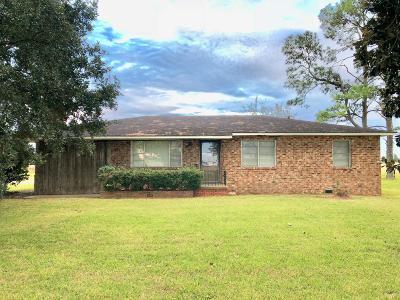 Single Family Home For Sale: 7388 White Oak Hwy