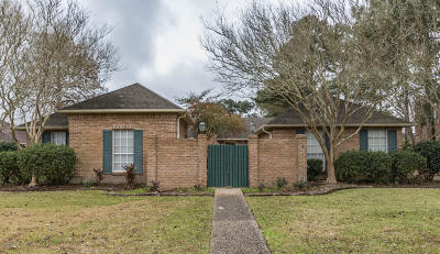 Single Family Home For Sale: 104 Woodmont Drive
