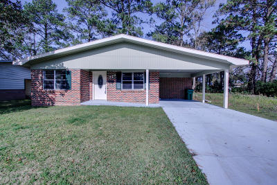 Crowley Single Family Home For Sale: 718 W 11th Street Street