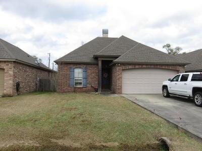 Scott Single Family Home For Sale: 119 Octavia Drive