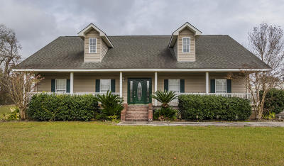 Single Family Home For Sale: 3313 Northside Road