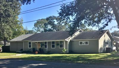 Crowley Single Family Home For Sale: 327 W 15th Street