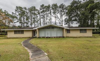 St Martinville, Breaux Bridge, Opelousas Single Family Home For Sale: 109 Davis Street