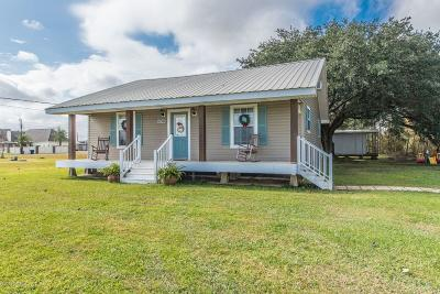 Vermilion Parish Single Family Home For Sale: 10904 Cabrol Road