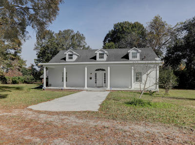 New Iberia Single Family Home For Sale: 1415 E Main Street