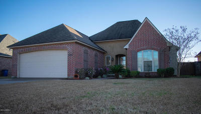 Youngsville Single Family Home For Sale: 208 Tall Oaks Lane