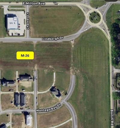 Youngsville Residential Lots & Land For Sale: 413 Catalina Lane