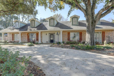 Lafayette Single Family Home For Sale: 101 Old Settlement Road