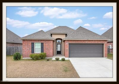 Single Family Home For Sale: 109 Bayou Des Glaises Road