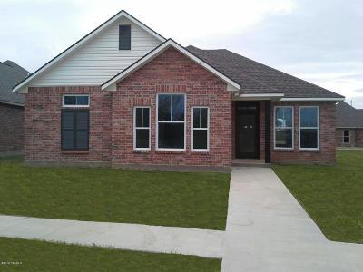 St Martinville, Breaux Bridge, Opelousas Single Family Home For Sale: 152 Opelousas Boulevard