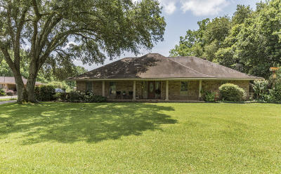 Carencro Single Family Home For Sale: 906 Hwy 1252