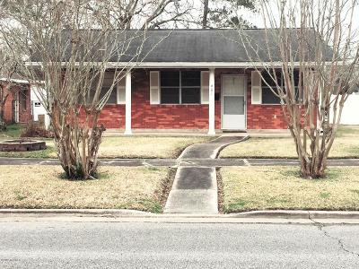 Eunice Single Family Home For Sale: 601 S 5th Street