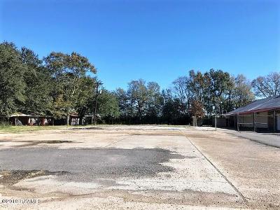 Evangeline Parish Residential Lots & Land For Sale: 328 East Street