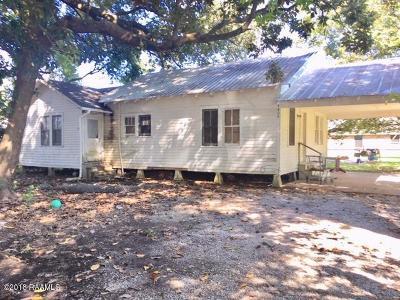 Lafayette Single Family Home For Sale: 440 Huval Street #E, F&G