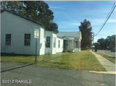 Breaux Bridge Single Family Home For Sale: 303 S Main Street