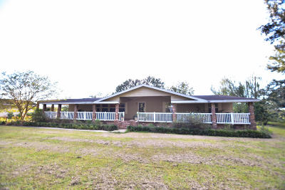 Abbeville  Single Family Home For Sale: 8618 Polk Road