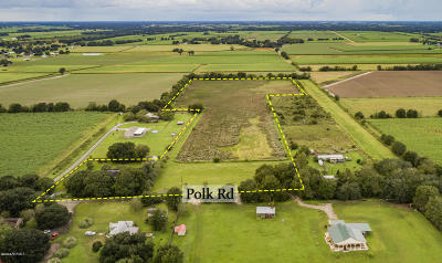 Farm For Sale: 8618 Polk Road