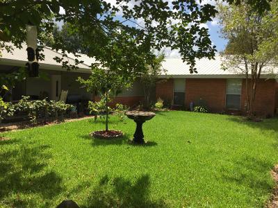 Eunice Single Family Home For Sale: 1361 Baron Avenue