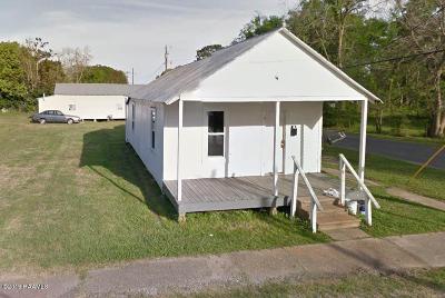 St Martinville, Breaux Bridge, Abbeville Multi Family Home For Sale: 600 N Bailey Street