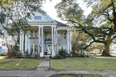 Crowley Single Family Home For Sale: 304 E Third Street