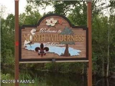Port Barre Residential Lots & Land For Sale: 198 S Wilderness Lot F Road