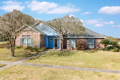 Breaux Bridge Single Family Home For Sale: 843 Belle Drive