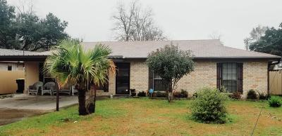 Carencro Single Family Home For Sale: 109 Rainbow Street