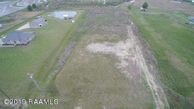 Acadia Parish Residential Lots & Land For Sale: 247 Unatex Road