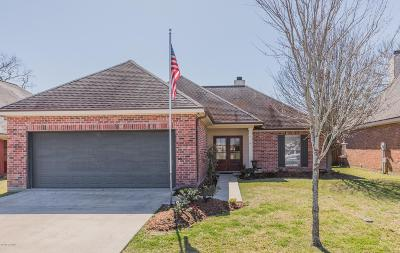 Youngsville Single Family Home For Sale: 104 Meagans Way Drive