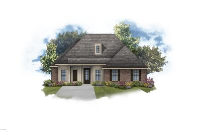Single Family Home For Sale: 507 Bay Meadow Lane