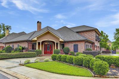 Lafayette  Single Family Home For Sale: 104 Enchanted Oak Boulevard