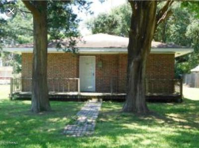 Mamou Single Family Home For Sale: 701 Maple Street Street