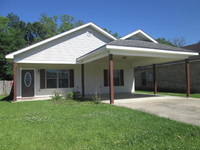 Carencro Single Family Home For Sale: 209 Sunflower Estates Lane