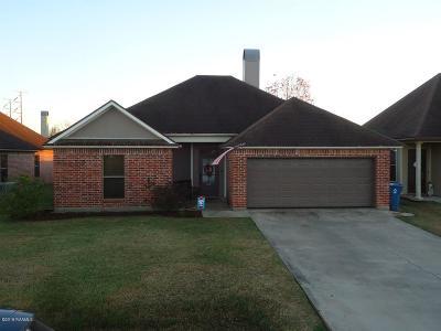 Legend Creek Single Family Home For Sale: 109 Zenda Street