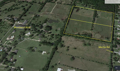 Farm For Sale: Tbd Meche Road